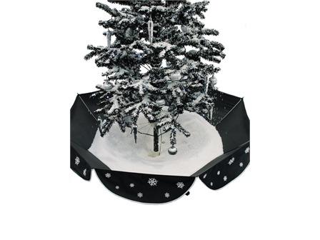 europalms schneiender weihnachtsbaum mit musik 195cm ebay. Black Bedroom Furniture Sets. Home Design Ideas