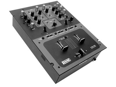 Rane TTM-56s, 2-Kanal High Class Battle Mixer, inkl. Ableton Live8 Vollversion