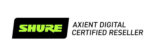 Shure Axient Digital Certified Reseller