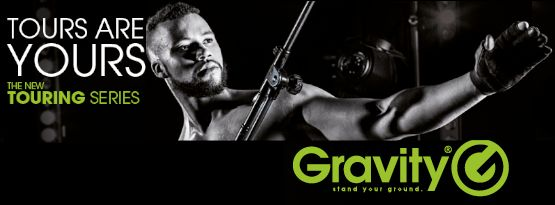Gravity Touring Stands