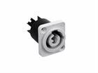 NEUTRIK PowerCon Einbaukupplung grau NAC3MPB-1