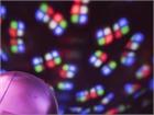 Eurolite AKKU BEK-10 Kaleidoskop 10W LED RGBW inkl. Fernbedienung