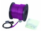 RUBBERLIGHT RL1-230V violett 44m