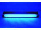 UV-Röhre Komplettset 45cm 15W metall sw