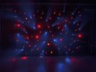 EUROLITE CRT-120 LEDs multicolor sound, DMX 3x2m Vorhang, Backdrop B1