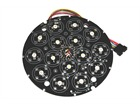 LED PCB 15x3W (RGB und CW) für AccuPar