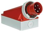 Showtec CEE Form 125A 5 Pin Wallmount Male IP67