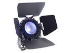 Flash Professional LED PAR 64 300W 6in1 COB RGBWAUV + BARNDOOR Mk2