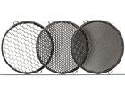 Hedler Honeycomb 3er Set für MaxiSpot Ø 130 für Hs-, D- + F-Modelle / Classic