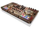 Pioneer DDJ-SX2-N - 4-Kanal Serato DJ-Controller mit Performance-Pads Gold
