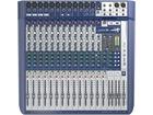 Soundcraft Signature 16 - Kompaktes 16-Kanal Mischpult mit Profi-Sound