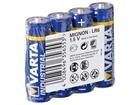 Varta Industrial LR6/AA Batterie (Mignon) (4006) 4er Pack