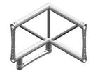 Litec FX-40 3-Weg Ecke, 2-Punkt Rohrabstand 40cm