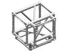 Litec QX-40 4-Weg T-Stück4-Punkt Rohrabstand 40cm