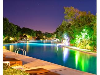 sylvania par 56 led swimmingpool lampe rgb multicolour mit. Black Bedroom Furniture Sets. Home Design Ideas