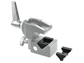 Manfrotto 035WDG Super-Clamp Platten-Adapter Set bestehend aus 4 Stück