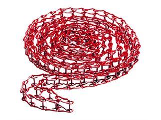 Manfrotto 091MCR Expan-Metallkette Rot 3,5m