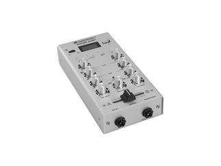 OMNITRONIC GNOME-202P Mini-Mixer silber