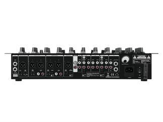Omnitronic CM-5300 Club-Mixer - Professioneller 5-Kanal-Club-Mixer