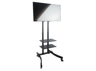 DMT Flatscreen Trolley 6 für 37''-55'' Bildschirme, 100-1500cm hoch