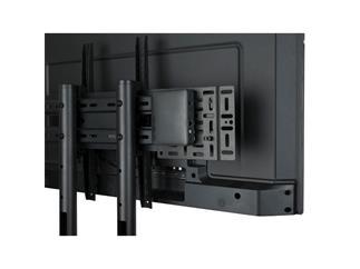 DMT Universal Mediaplayer Mount 1 - Zubehörträger für Screen-Trolleys