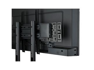 DMT Universal Mediaplayer Mount 2 - Zubehörträger für Screen-Trolleys