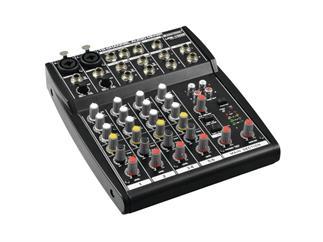 OMNITRONIC LRS-1002 Live-Recording-Mixer 10 Eingänge