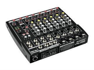 OMNITRONIC LRS-1202 Live-Recording-Mixer