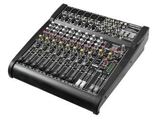 OMNITRONIC LRS-1624FX USB Live-Recording-Mixer 16 Eingänge, USB,  DSP