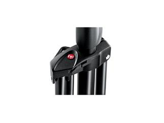 Manfrotto 1004BAC Master Stativ schwarz,4-teilige Säule