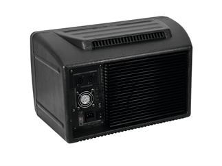 OMNITRONIC CS-812 Combo-Mischpult + Verstärker 2x350W an 4Ohm