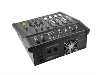 OMNITRONIC LS-622A Live-Mischpult +Verst.