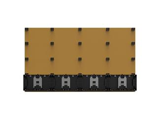 DMT FI-1.2 Install Series - LED Screen Module für Festinstallation