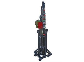FENIX Stativ ELV-300/6 bis 300kg / 6,40m