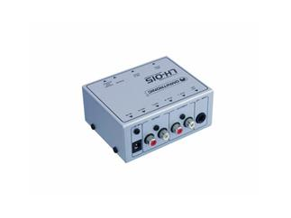 OMNITRONIC LH-015, Mini Line-Mixer
