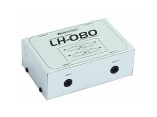OMNITRONIC LH-080, Line Isolator Stereo Klinke
