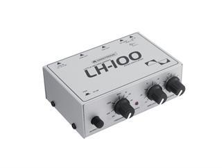 OMNITRONIC LH-100, Audio-Oszillator