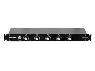 OMNITRONIC EQ-25 DJ-Equalizer - 5-Band-Stereo-Equalizer