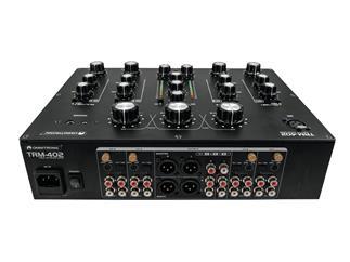 OMNITRONIC TRM-402 4-Kanal Rotary-Mixer