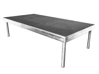 Global Truss Bühnenpodest Stage Desk 100x200cm Outdoor