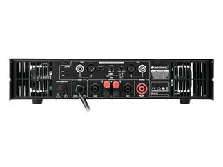 OMNITRONIC E-2000 MK2 Endstufe Stereo-PA-Verstärker mit integriertem Limiter