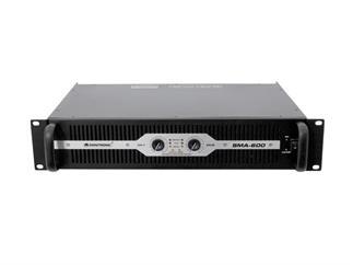OMNITRONIC SMA-600 Endstufe 2x300W/4 Ohm