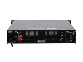 OMNITRONIC SMA-1500 Endstufe 2x750W/4 Ohm