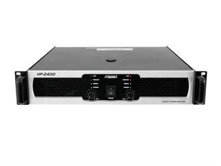 PSSO HP-2400 Endstufe, 2x1200W/4Ohm