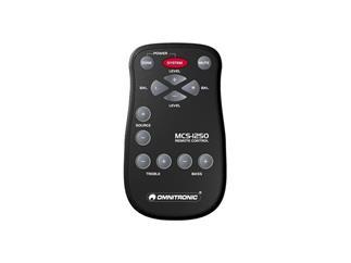 OMNITRONIC MCS-1250R, Controller