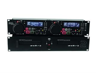 OMNITRONIC CMP-2000 Dual-CD-MP3-Player
