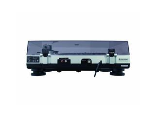 OMNITRONIC BD-1380 USB-Plattenspieler silber