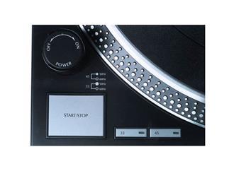OMNITRONIC BD-1520 Plattenspieler schwarz