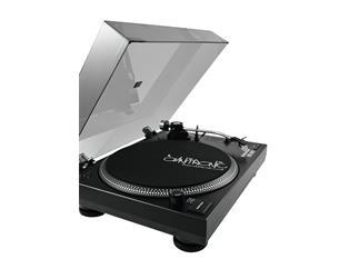 OMNITRONIC BD-1320 Plattenspieler schwarz