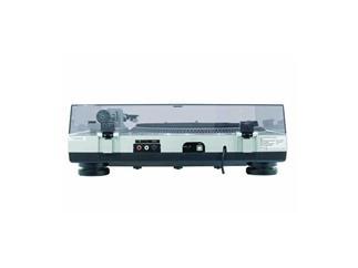 OMNITRONIC DD-2550 USB-Plattenspieler silber